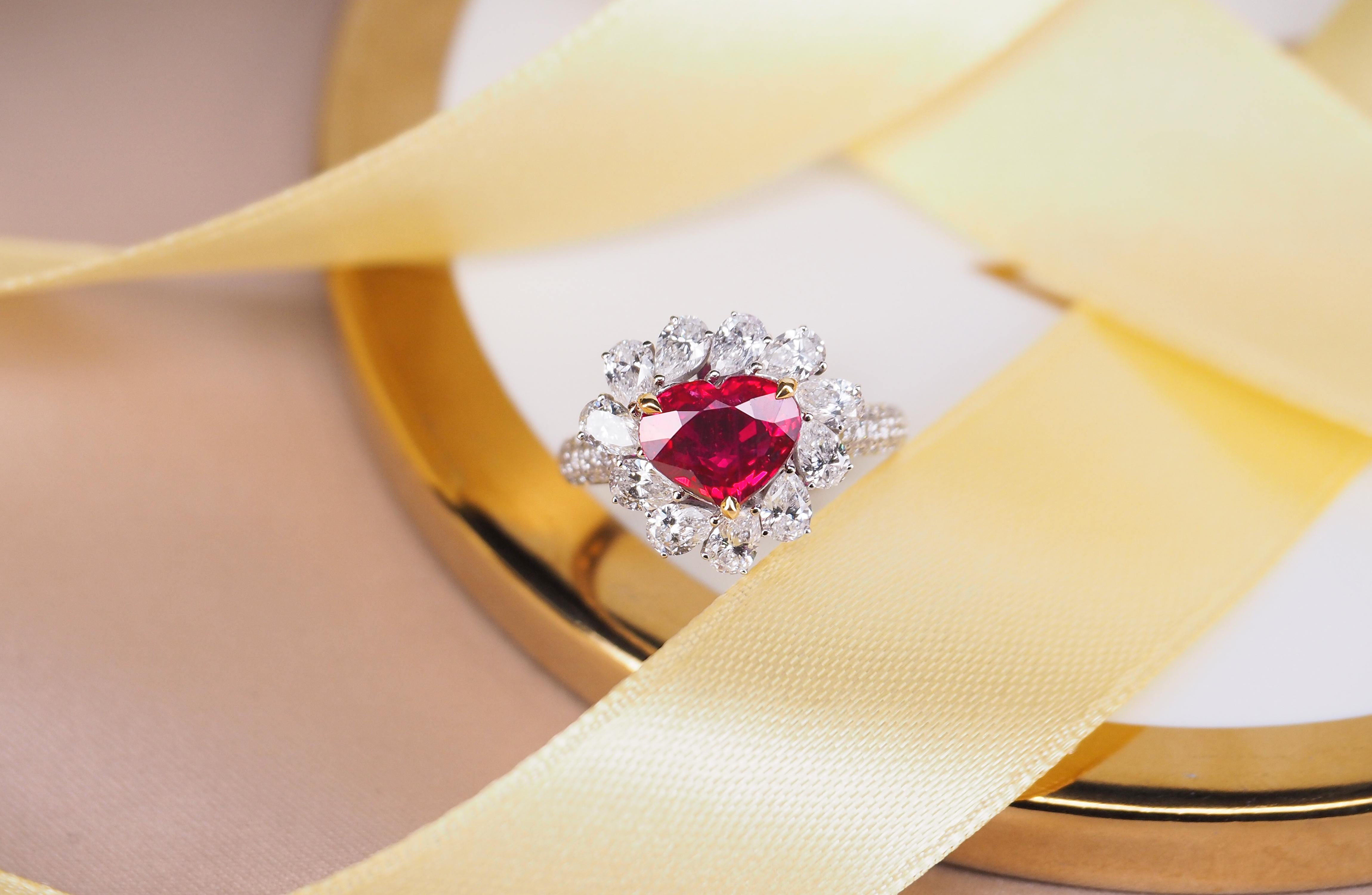 人造红宝石和天然红宝石值不值得花时间区分?