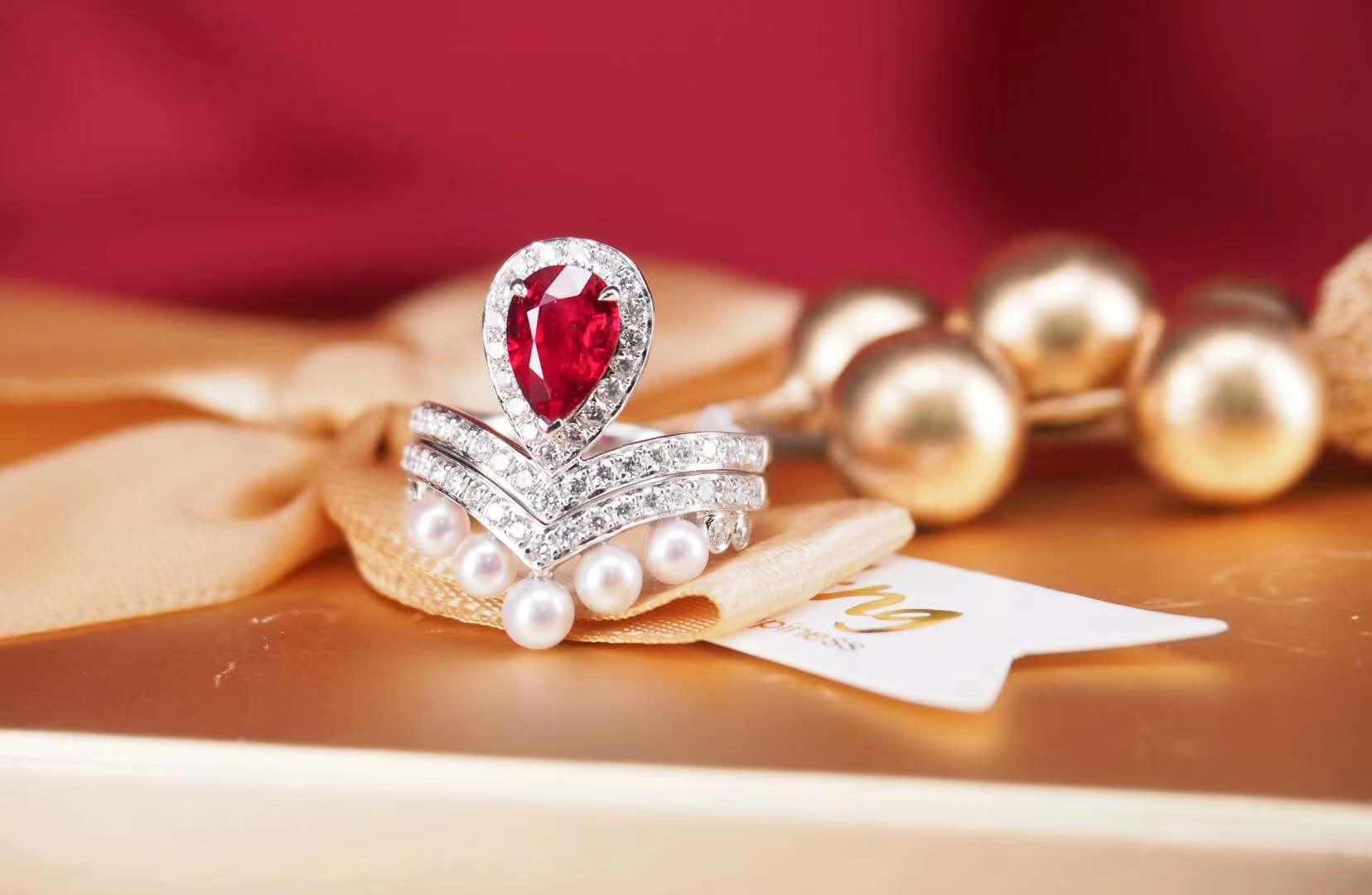 购买红宝石前的五个要点